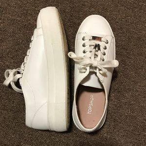 Topshop White shoes
